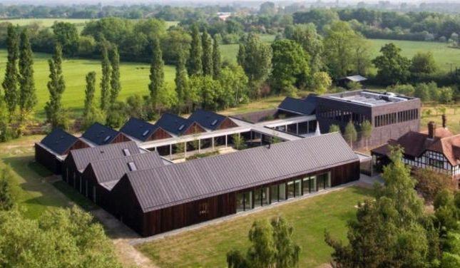 Thumbnail Land for sale in Vajrasana Buddhist Retreat Centre, Walsham Le Willows, Bury St Edmunds, Suffolk