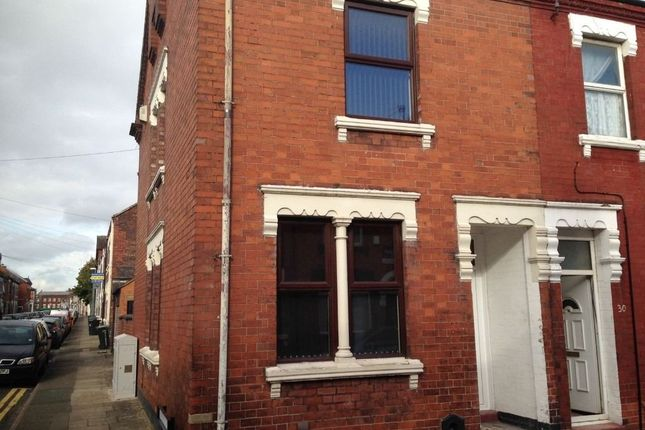 Thumbnail Shared accommodation to rent in Crowther Street, Shelton, Stoke On Trent