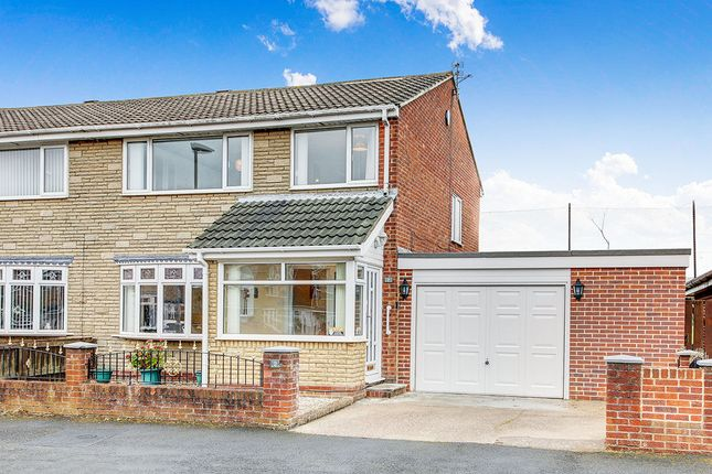 Thumbnail Semi-detached house for sale in Warkworth Avenue, Blyth