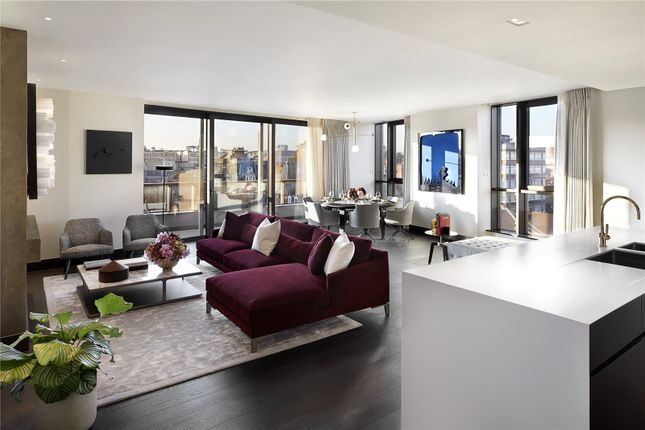 Thumbnail Flat for sale in The Mansion, 9 Marylebone Lane, London