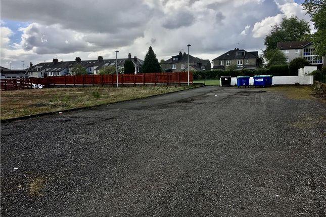 Thumbnail Land for sale in Surplus Ground, 223 Anniesland Road, Glasgow, Scotland