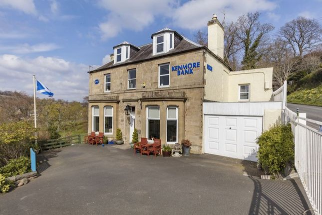 Thumbnail Detached house for sale in Kenmore Bank, Oxnam Road, Jedburgh