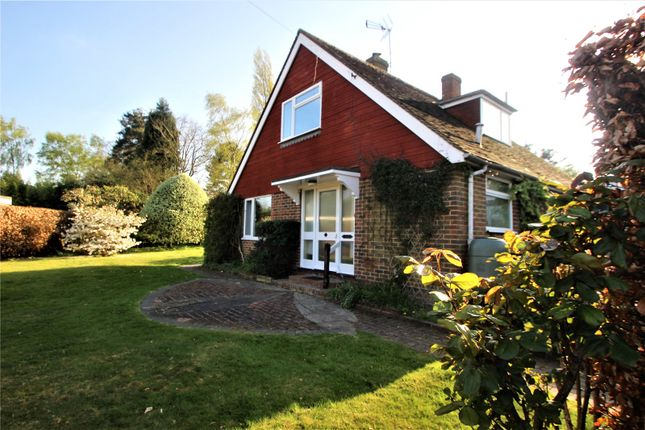 Thumbnail Detached bungalow for sale in Nether Lane, Nutley, Uckfield