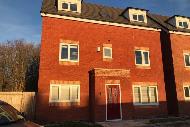 Thumbnail Detached house to rent in Springbank Gardens, Platt Bridge, Wigan