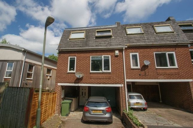 Thumbnail End terrace house to rent in Eldertree Gardens, St Davids, Exeter