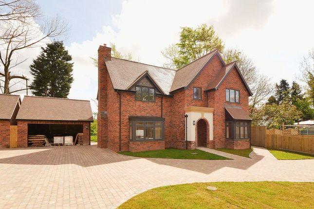 Thumbnail Detached house for sale in Oak House, Woodlands Walk, Ironbridge