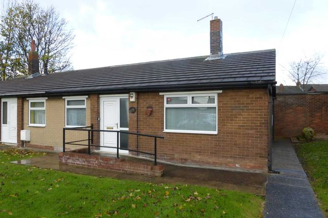 Thumbnail Bungalow to rent in Brooklands Crescent, Havercroft, Wakefield