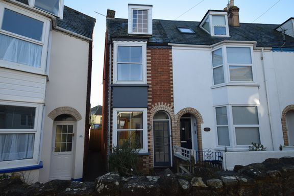 Thumbnail End terrace house to rent in Holmdale, Sidmouth