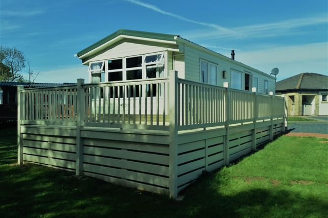 Thumbnail Lodge for sale in Felton, Northumberland