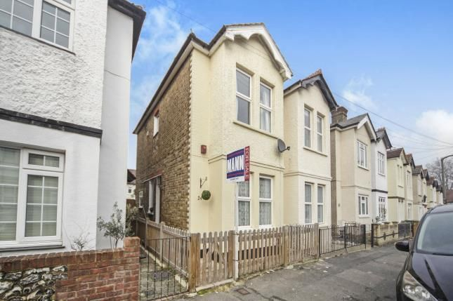 Thumbnail Semi-detached house for sale in Vicarage Road, Sutton