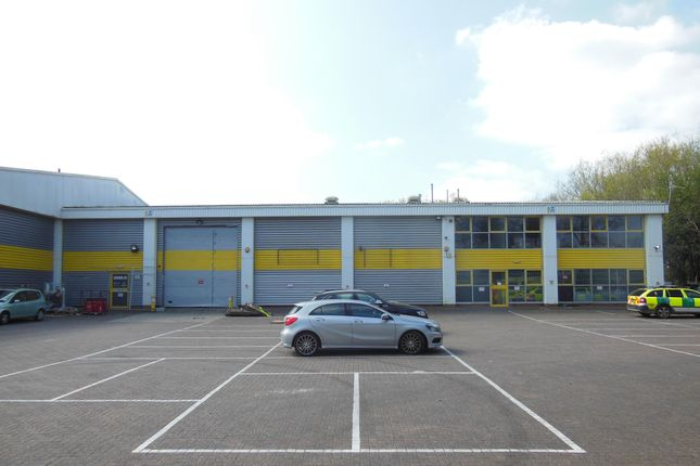 Thumbnail Industrial to let in Unit 1 Springlakes Industrial Estate, Deadbrook Lane, Aldershot