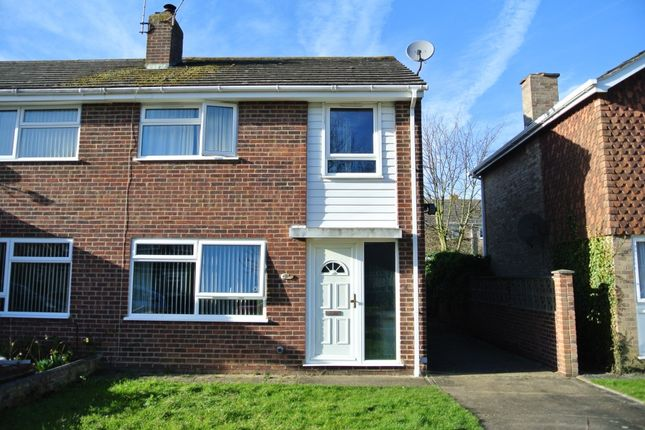 Semi-detached house to rent in Ringwood Close, Canterbury