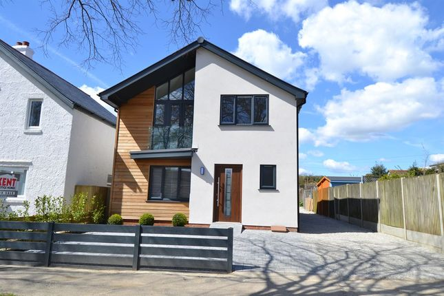 Thumbnail Detached house for sale in Pier Avenue, Whitstable