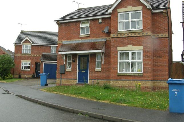 Thumbnail Detached house to rent in Woburn Grove, Retford