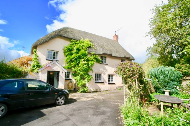 Thumbnail Cottage to rent in Raddon, Nr Thorverton, Exeter