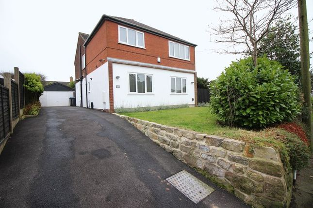 Thumbnail Detached house for sale in High Lane, Brown Edge, Stoke-On-Trent