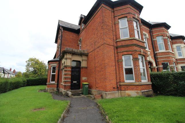 Thumbnail Flat to rent in Garstang Road, Preston