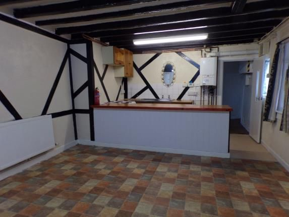 Kitchen Diner of London House Mews, Holywell, Flintshire CH8