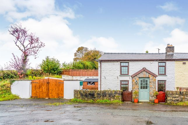 Thumbnail Semi-detached house for sale in Bragdy Cottages, Pontsarn, Merthyr Tydfil