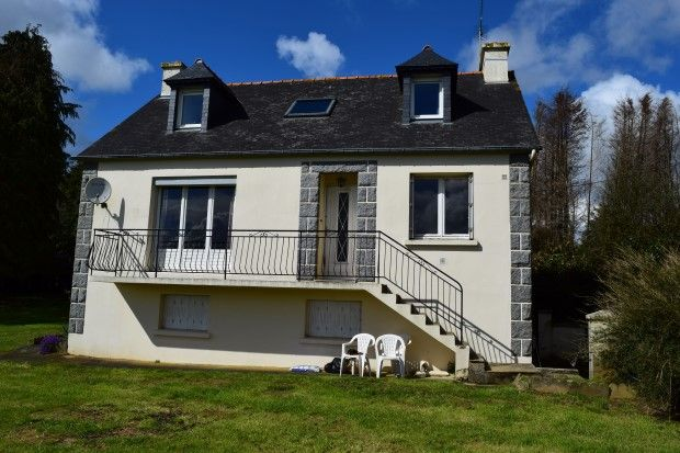 4 bed detached house for sale in 22460 Merléac, Côtes-D'armor, Brittany, France