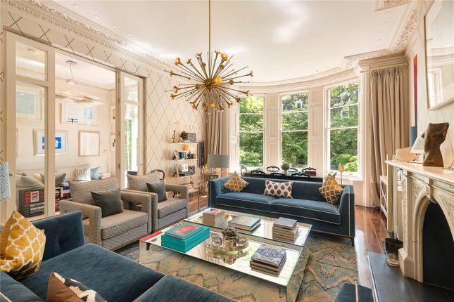 Thumbnail Maisonette to rent in Gledhow Gardens, South Kensington, London