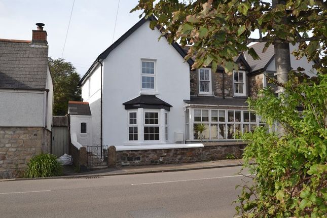 Thumbnail Cottage for sale in Fore Street, Lelant, St. Ives
