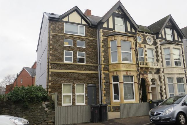 Thumbnail Studio for sale in Connaught Road, Roath, Cardiff