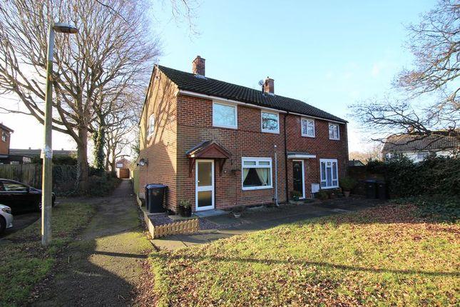 Thumbnail Semi-detached house for sale in Chapel Fields, Harlow