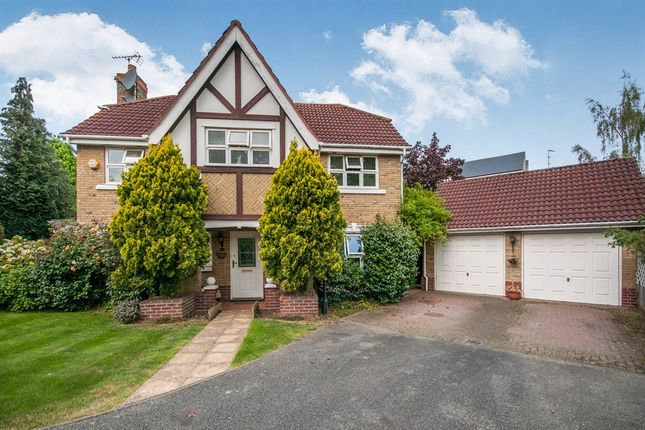 Thumbnail Detached house for sale in Apple Way, Great Baddow, Chelmsford