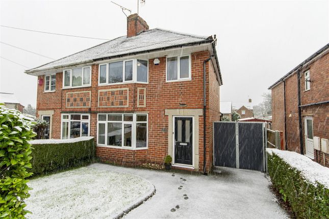 3 bed semi-detached house for sale in Ashgate Road, Ashgate, Chesterfield S40