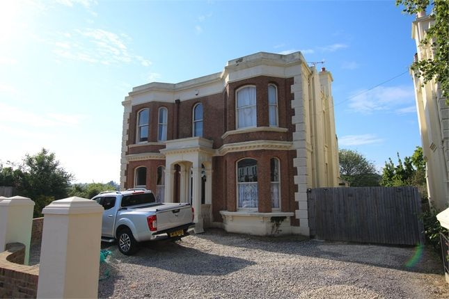 Detached house for sale in St Helens Crescent, Hastings, East Sussex
