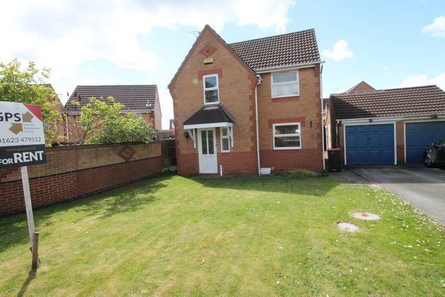 Thumbnail Detached house to rent in Cosgrove Avenue, Sutton-In-Ashfield