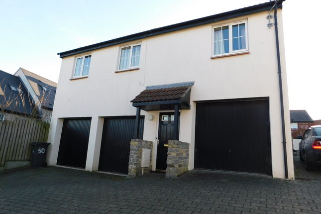 Thumbnail Flat to rent in Flax Meadow Lane, Axminster