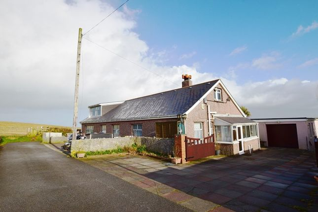 Thumbnail Bungalow for sale in Gwythian Way, Perranporth