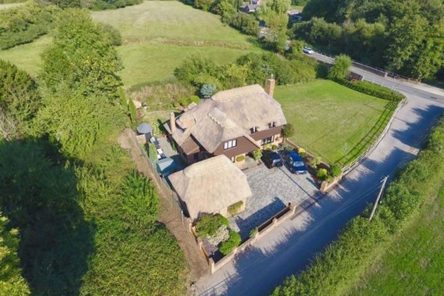 Thumbnail Cottage for sale in Old Lane, Ashford Hill, Berkshire