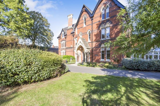 Thumbnail Flat for sale in Scholars Walk, Leicester