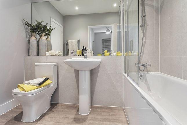 Bathroom of De Burgh Gardens, Tadworth KT20