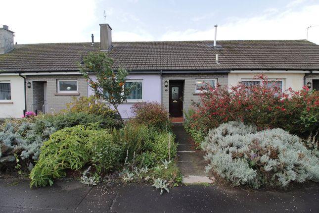 Thumbnail Terraced bungalow for sale in Fernbank, (Prestwick Toll), Prestwick