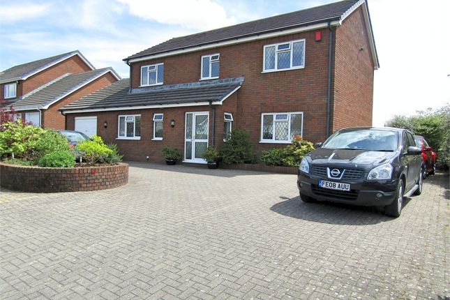 Thumbnail Detached house for sale in Llys Pendderi, Llanelli, Carmarthenshire