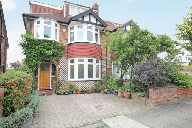 Thumbnail Semi-detached house to rent in Mulgrave Road, Ealing, London