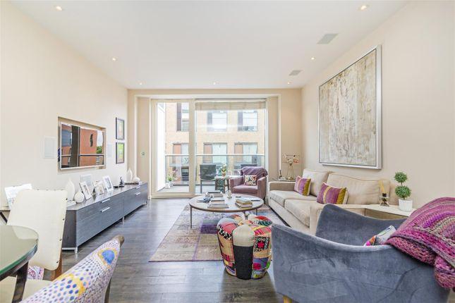 Thumbnail Flat to rent in Grosvenor Waterside, 10 Gatliff Road, Chelsea