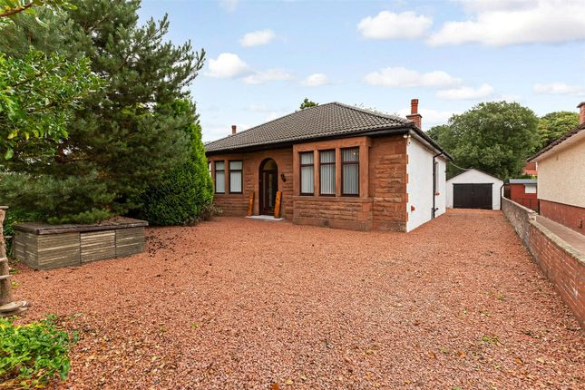 Thumbnail Bungalow for sale in Carrick Drive, Glasgow, Lanarkshire