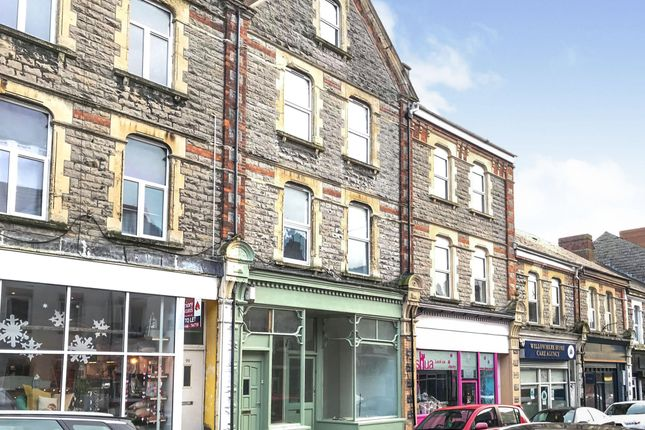Thumbnail Flat for sale in High Street, Barry