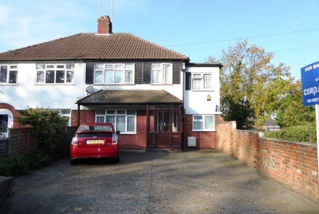 Thumbnail Semi-detached house for sale in Leatherhead Road, Chessington