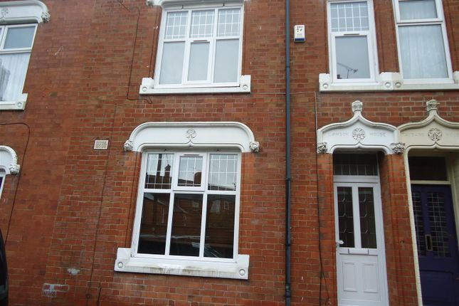 Thumbnail Terraced house to rent in Welland Street, Leicester
