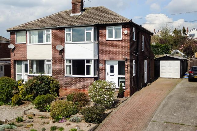 Thumbnail Semi-detached house for sale in Wrenbeck Drive, Otley