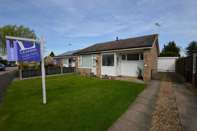 Thumbnail Detached bungalow for sale in Godmans Lane, Marks Tey, Colchester