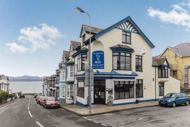 Thumbnail Property for sale in Tir A Mor Restaurant, Mona Terrace, Criccieth, Gwynedd