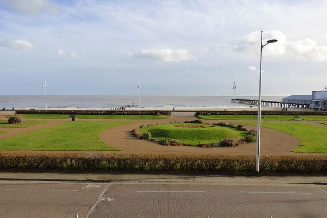 Thumbnail Flat for sale in Wellington Esplanade, Lowestoft
