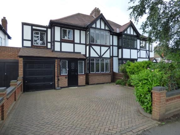 Property for sale in Park Drive, Upminster